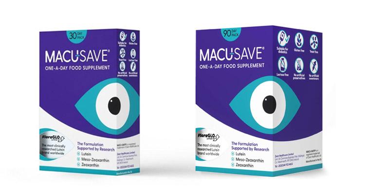 MACU-SAVE Eye Health Supplements